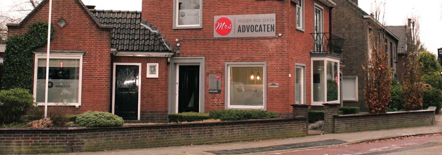 MRS Advocaten kantoor
